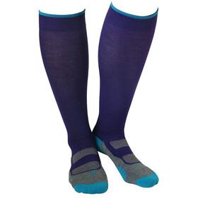 Gococo Compression Wool Socks Purple